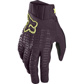 Fox Defend Gloves Dame dark purple